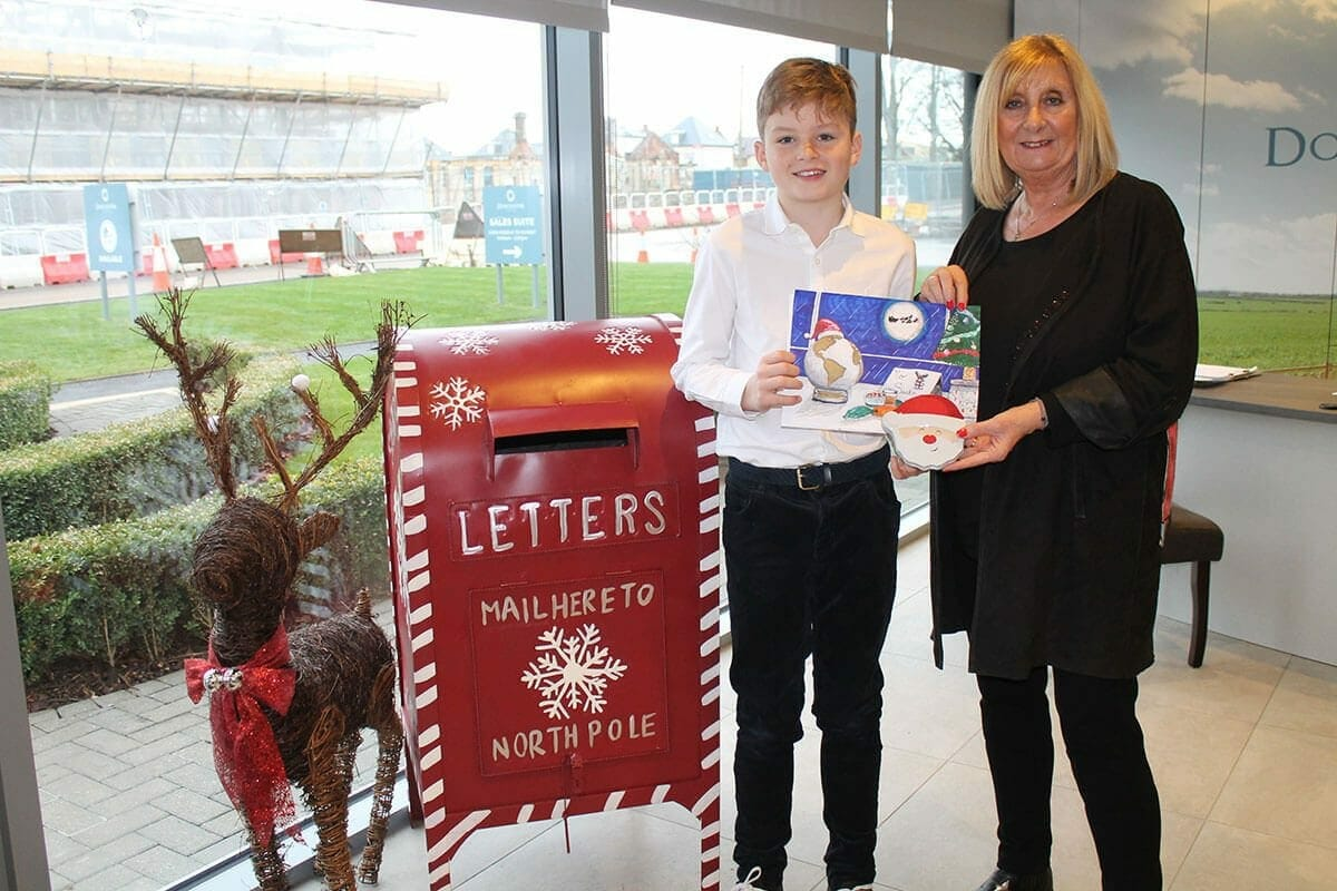 Winners Announced for Annual 'Letter to Santa' Competition