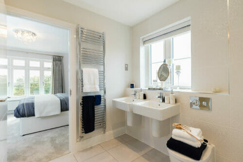 The Fairfax ensuite
