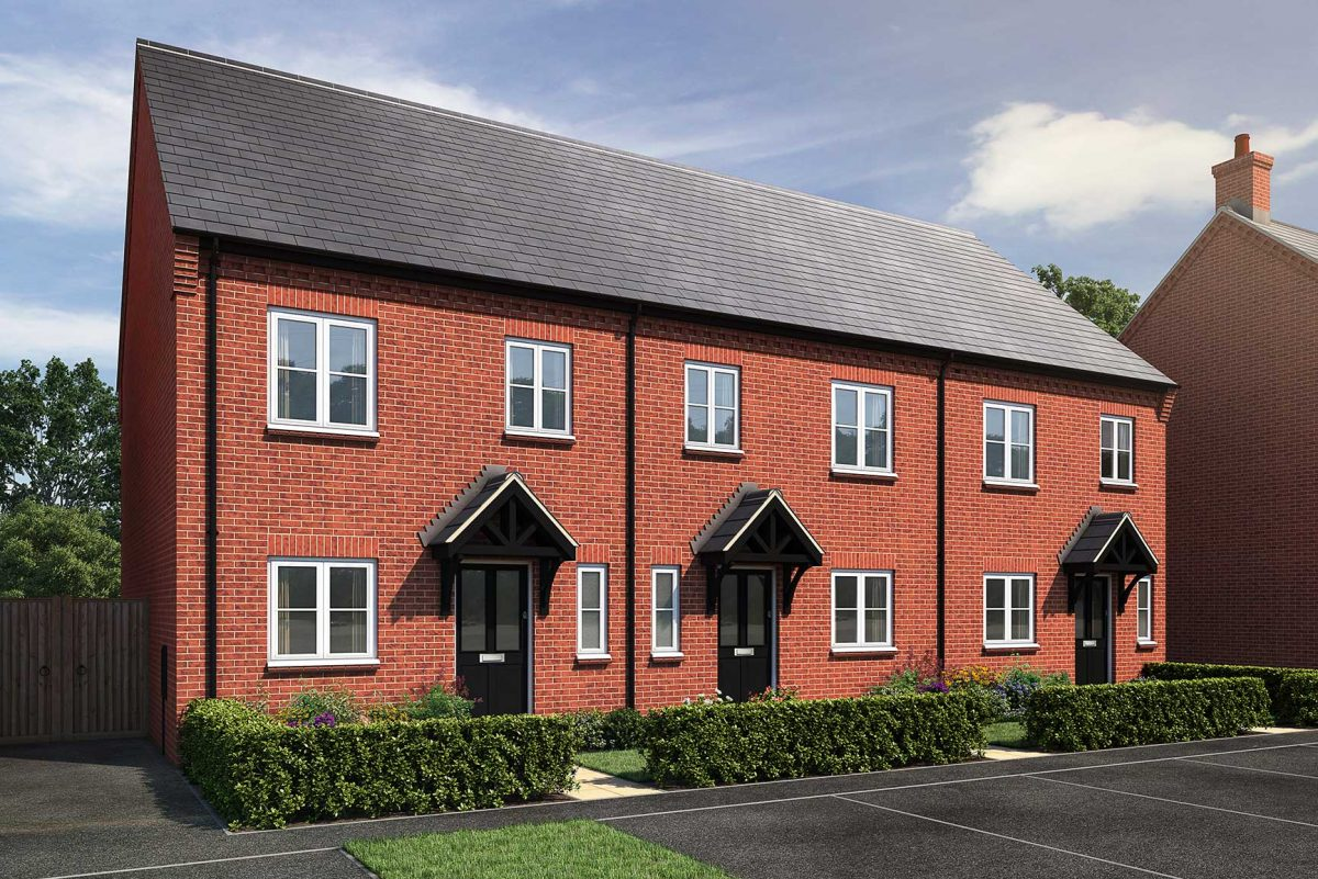 3 bedroom house for sale near Bicester, Oxfordshire - The Lockwood