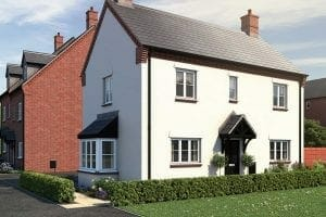 3 bedroom house for sale near Bicester, Oxfordshire - The Russell
