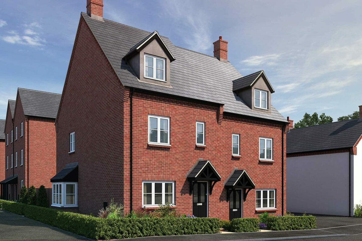 4 bedroom house for sale near Bicester, Oxfordshire - Crawford and Wentworth