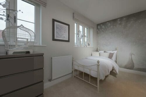 3 bedroom house for sale near Bicester, Oxfordshire - Bedroom