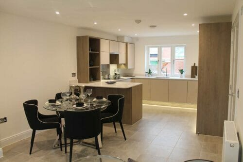 3 bedroom house for sale near Bicester, Oxfordshire - Kitchen/Diner