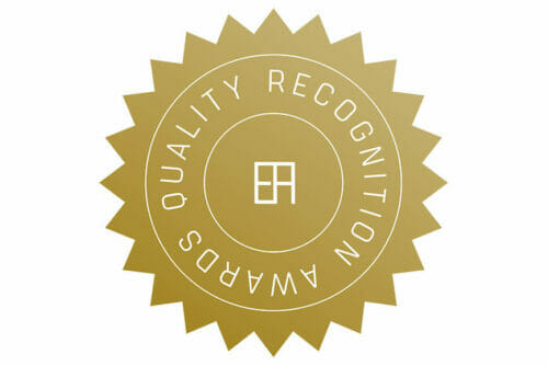 Premier Guarantee Quality Recognition Awards