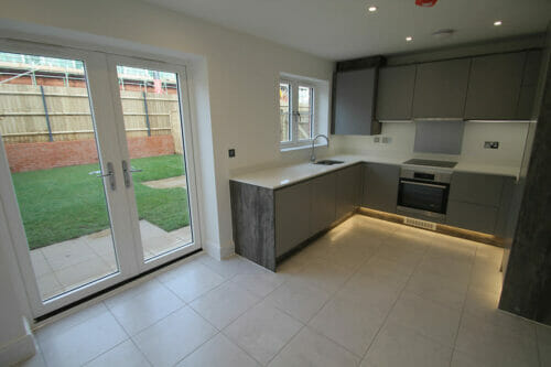 The Hatfield Kitchen new homes Bicester