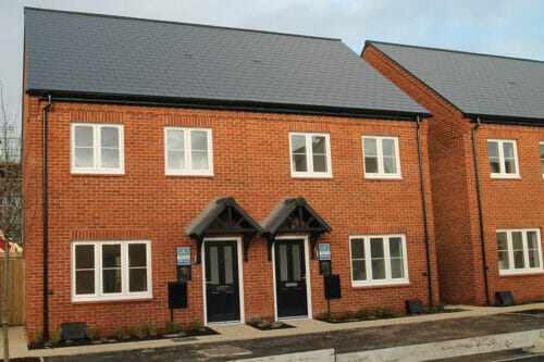 The Hatfield new homes Bicester Oxfordshire