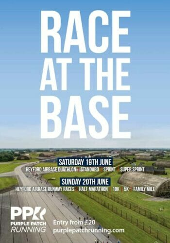 Race at the Base Flyer
